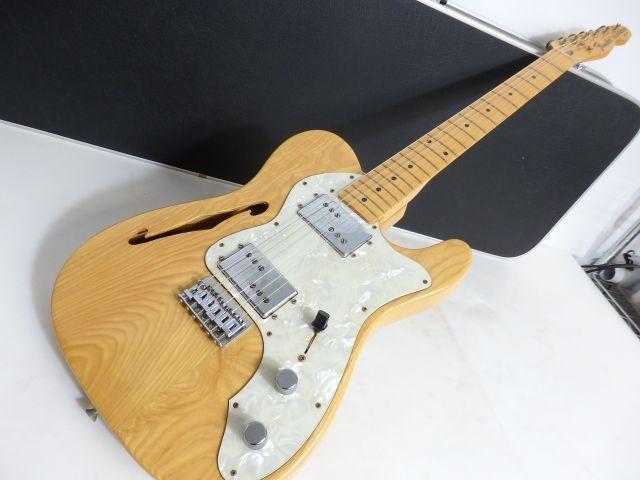 Fender Japan Telecaster THINLINE フェンダージャパン テレキャスター JVシリアル期 ジャパンヴィンテージ ★ 60D9F-12