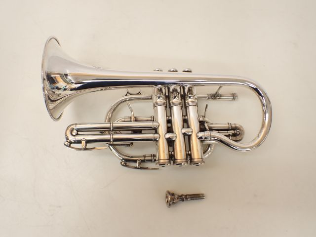 B&H Boosey and Hawkes ブージーアンドホークス コルネット SOVEREIGN □ 61360-7