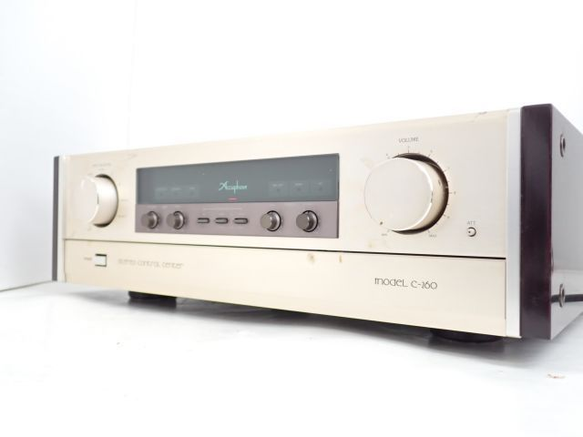 Accuphase プリアンプ/コントロールアンプ C-260 アキュフェーズ ◆ 613C0-4_画像1