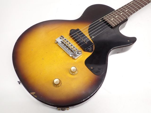 Gibson ギブソン エレキギター LesPaul Jr レスポールジュニア ∩ 6143E-1