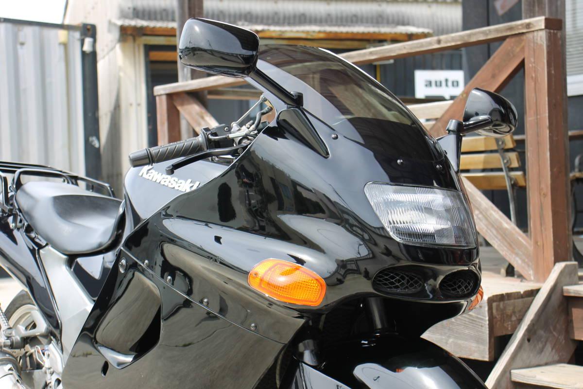 「大人気のD型! ZX-11 ZXBD ブレンボ 4POTキャリパー リアキャリア 検: ZZR 1100 ZX11 ZRX XJR 1200 1300 zxcv21255」の画像3