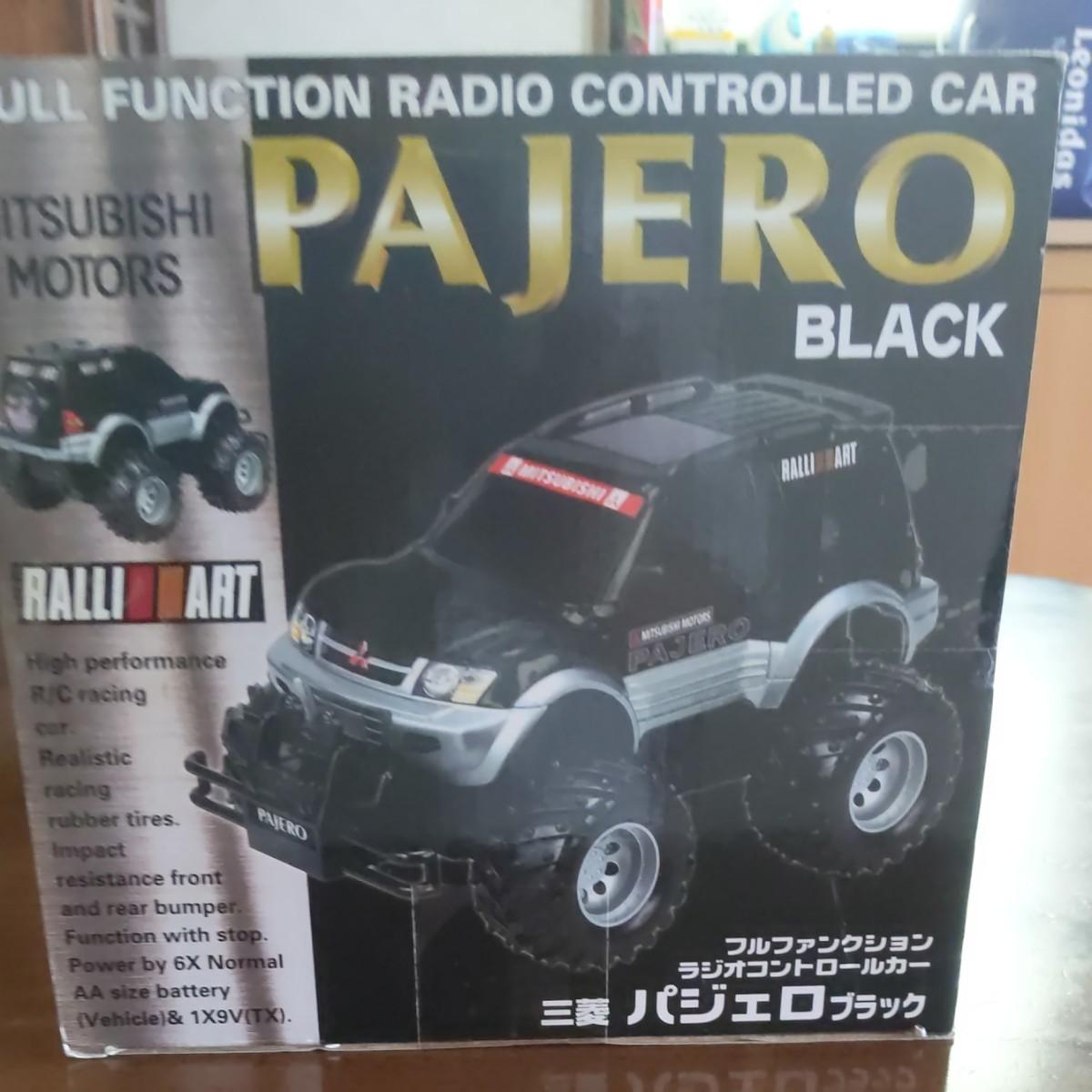 三菱パジェロ ラジコンカー