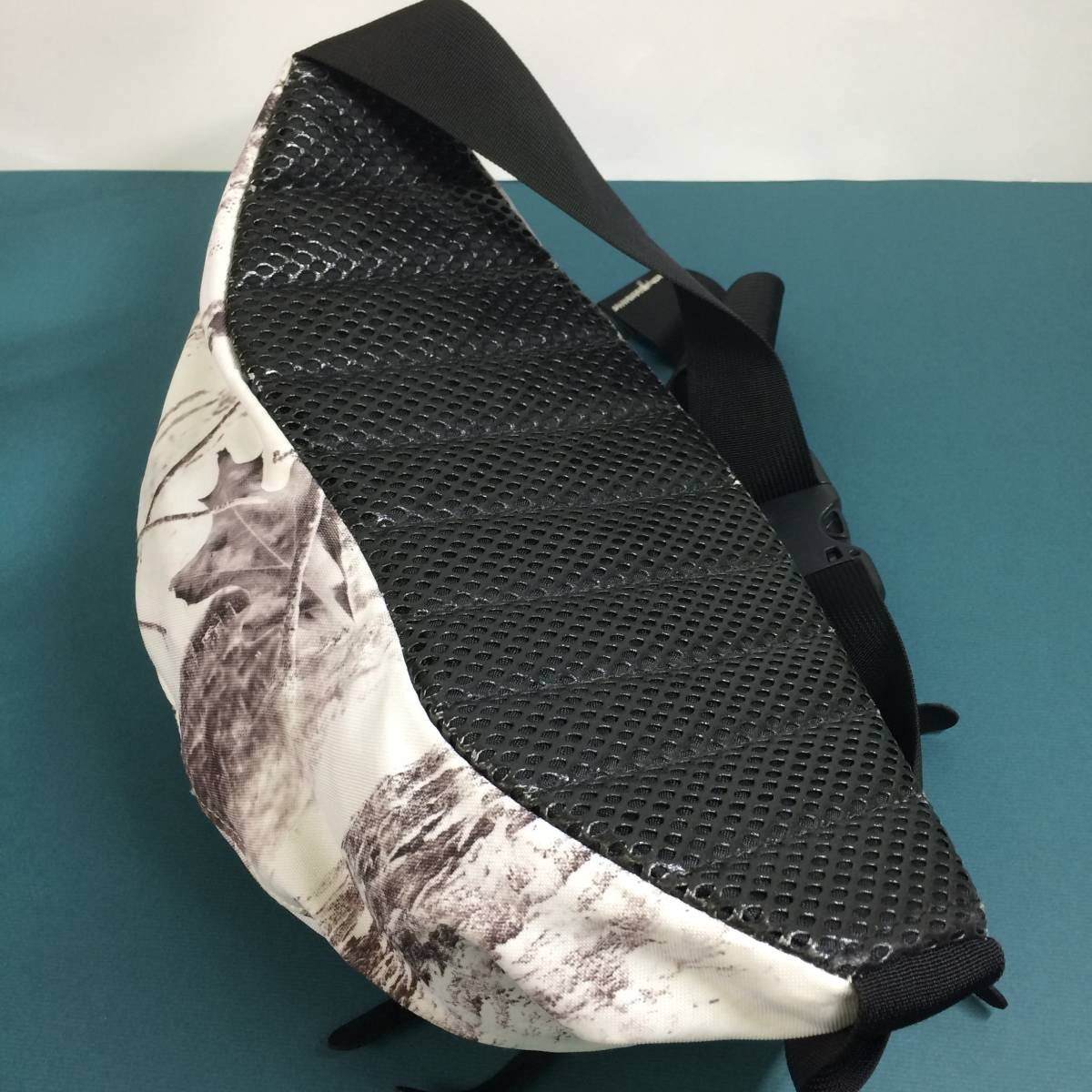 USA製 グレゴリー テールメイトS ホワイトティンバー スノーカモ 迷彩 ボディバッグ