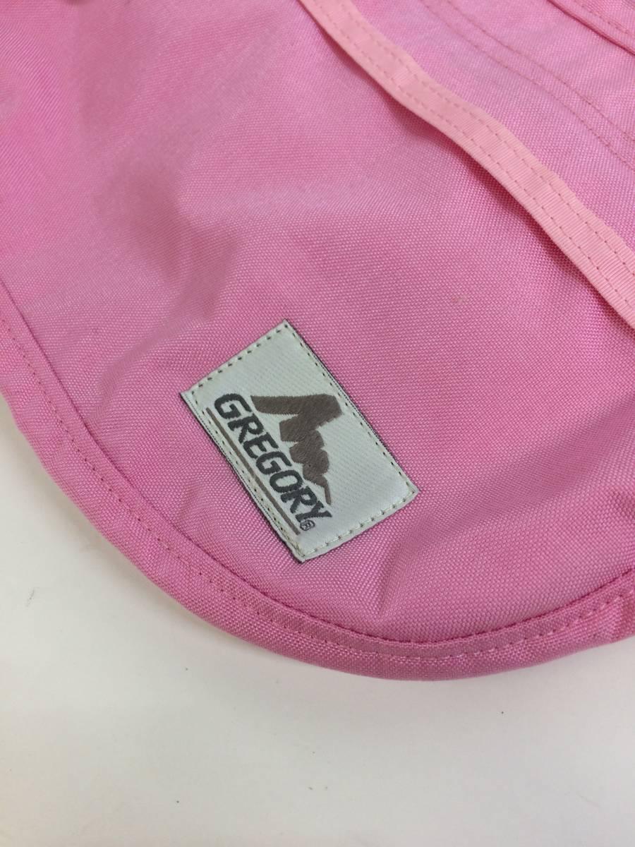 グレゴリー サッチェルバッグ S GREGORY 薄ピンク ショルダーバッグ サッチェルS