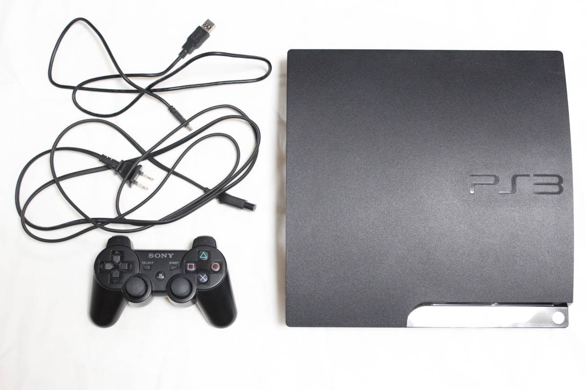 PlayStation 3 CECH-2100A PS3 プレイステーション3 中古品