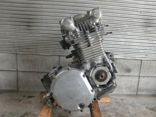 KZ1000 純正 当時物 エンジン 正規打刻 KAWASAKI 絶版旧車 検/Z1000MK-2 Z1 Z2 Z750RS Kz900 Z400FX Z400GP GPz