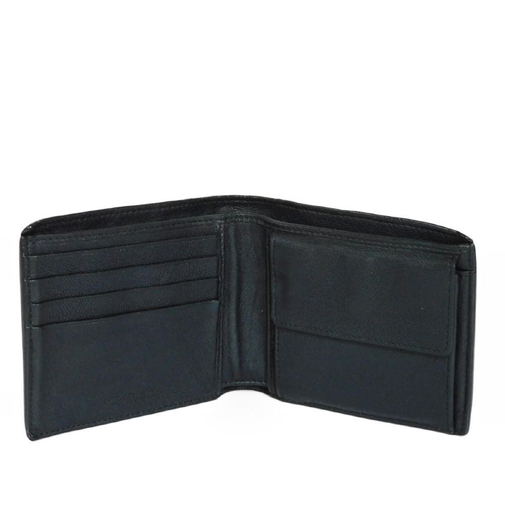 ボッテガヴェネタ コンパクトウォレット トリコロール イントレチャート 二つ折り財布 193642_画像5