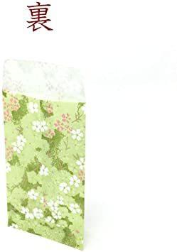桜柄いろいろ 5柄セット 【Amazon.co.jp 限定】和紙かわ澄 特撰 友禅和紙 ぽち袋 桜柄いろいろ5柄セット_画像5
