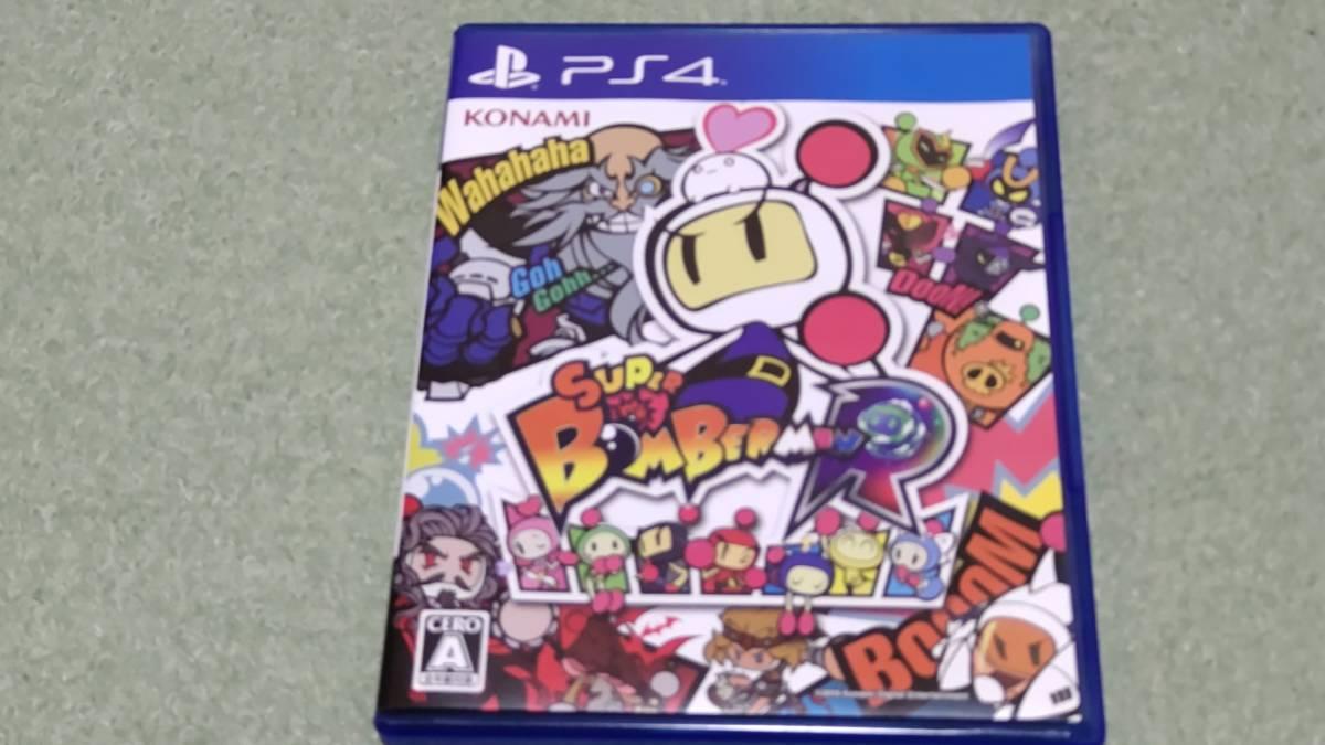 PS4 スーパーボンバーマンR/ボンバーマン_画像1