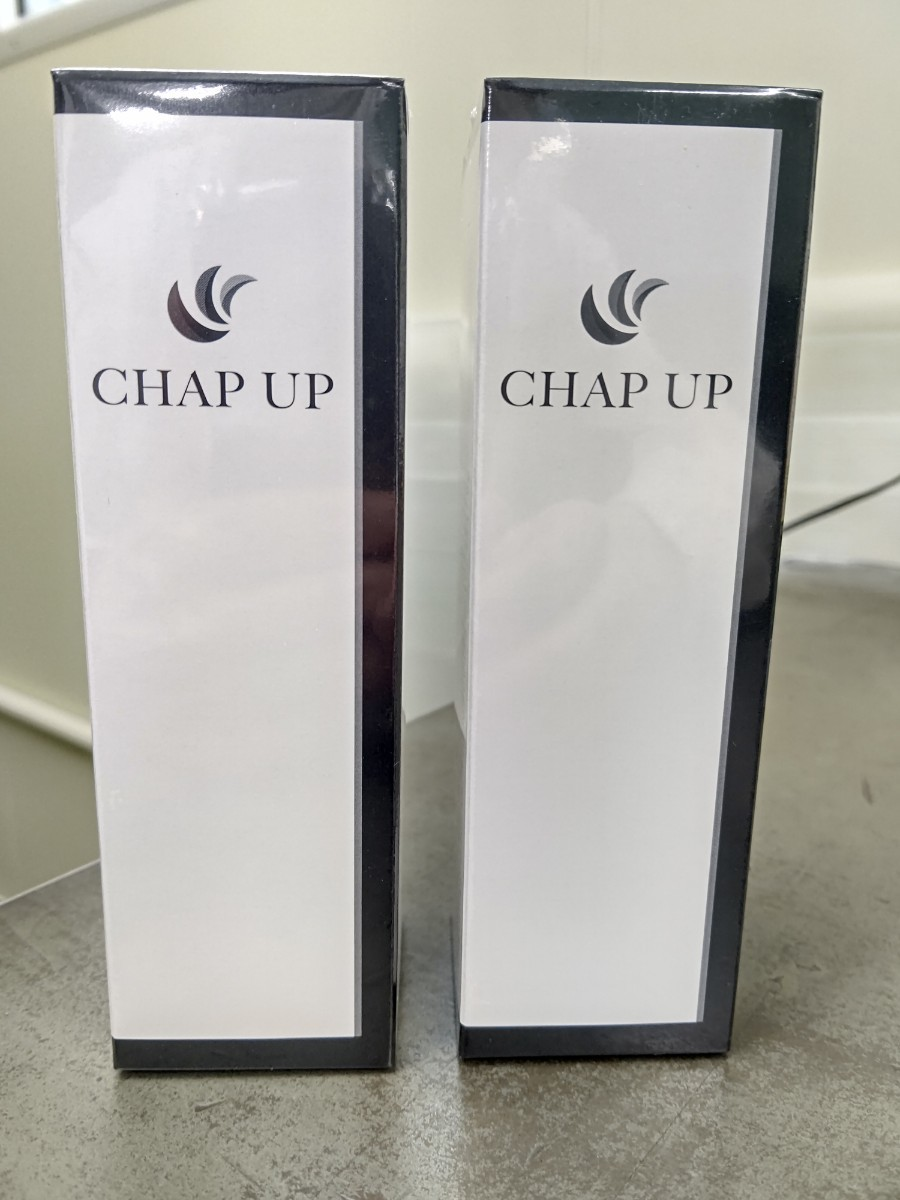 チャップアップ CHAPUP 薬用育毛剤 2本セット