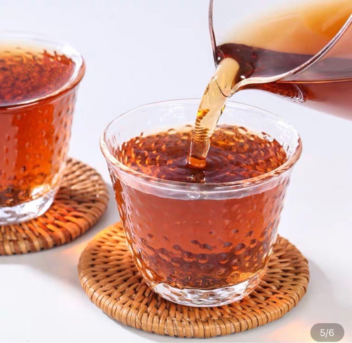 中国茶 小青柑 宮廷プーアル茶15個セット