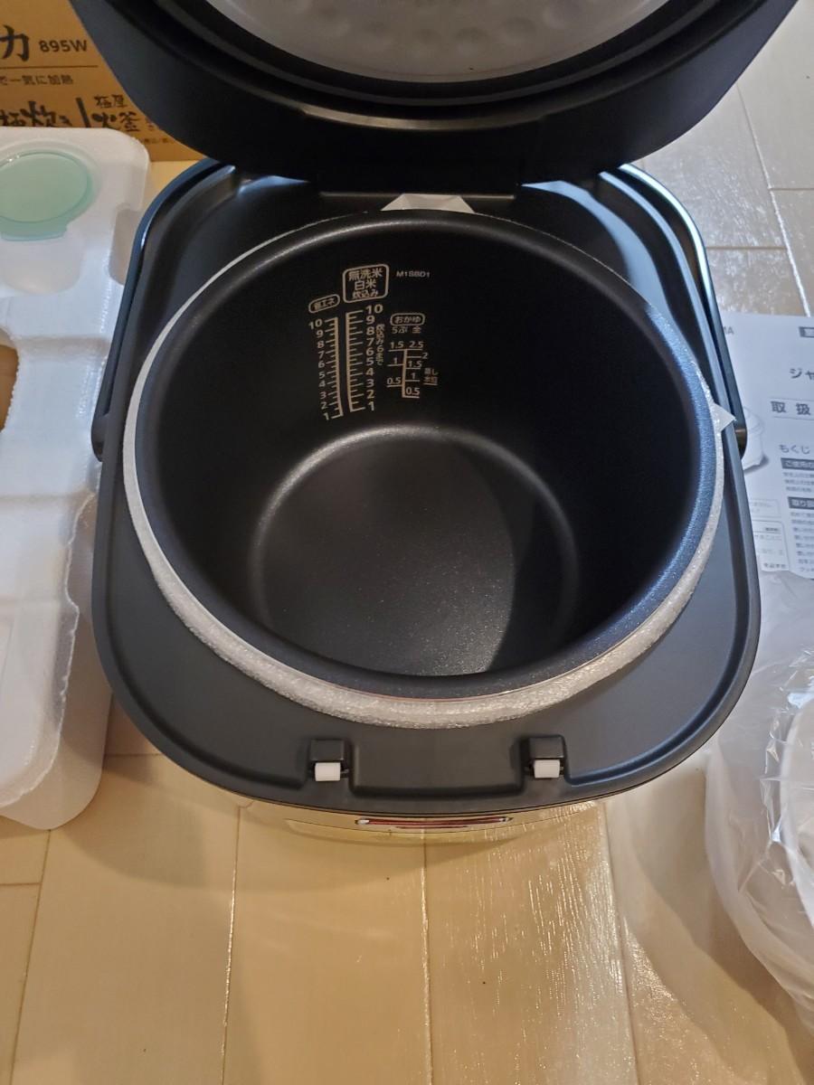 アイリスオーヤマ ジャー炊飯器