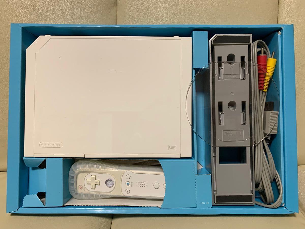 任天堂Wii ニンテンドー RVL-S-WD