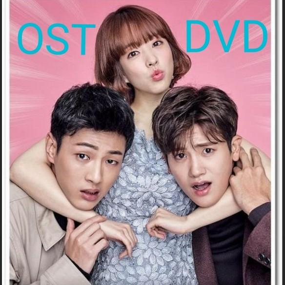 韓国ドラマ   ちか 力の強い女トボンスン OST   DVD