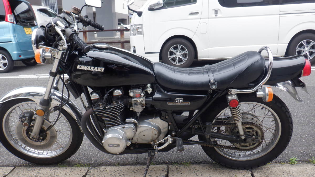 「Z750Four!A4!Z2!RS仕様!51年式!」の画像2