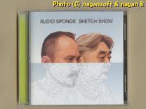 ★即決★ Sketch Show / Audio Sponge -- 高橋幸宏と細野晴臣のユニットによる2002年発表ファーストアルバム_画像1