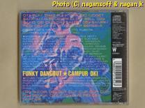 ★即決★ CAMPUR DKI (チャンプルDKI) / FUNKY DANGDUT -- インドネシアのアーティスト。日本人プロデュースのダンドゥット。_画像2