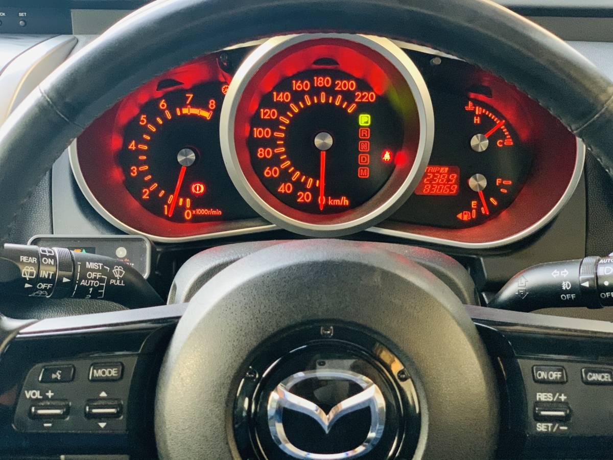 【値下げ交渉】マツダ CX-7 ER3P 2.3 ターボ 平成19 4WD バックカメラ ETC 車検令和4年2月_画像8