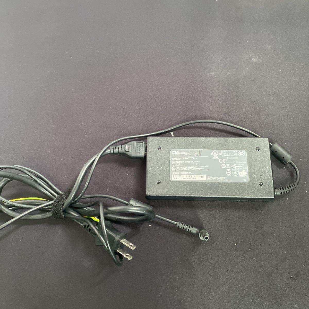 ノートパソコンACアダプター Chicony A12-120p1A 電源コード