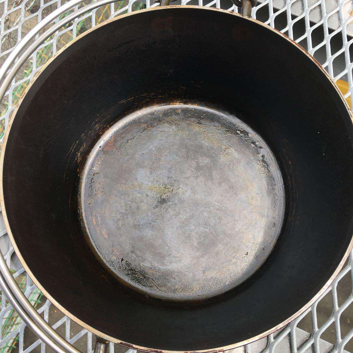 ユニフレーム UNIFLAME ダッチオーブン スーパーディープ 10インチ
