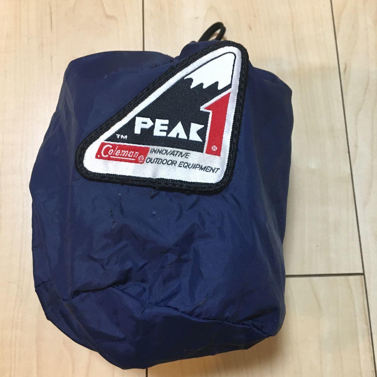 Coleman コールマン シングルバーナー PEAK1  STOVE コールマンストーブ ツーレバー