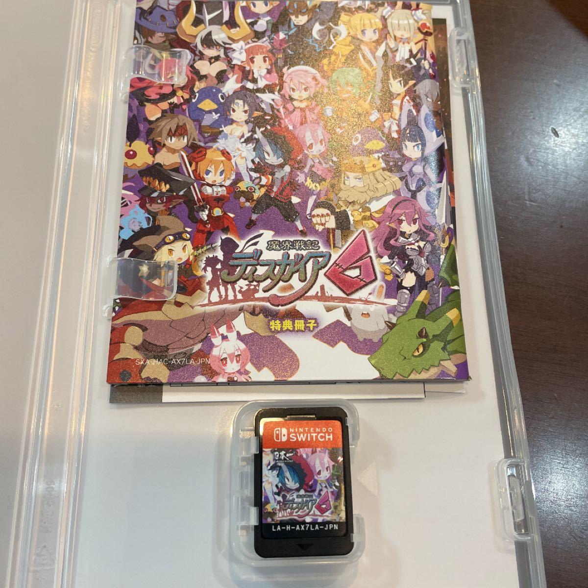 魔界戦記ディスガイア6 switch