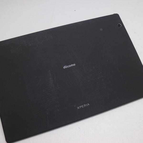 ●安心保証 即日発送●美品●SO-05G Xperia Z4 Tablet ブラック● 中古本体_画像3