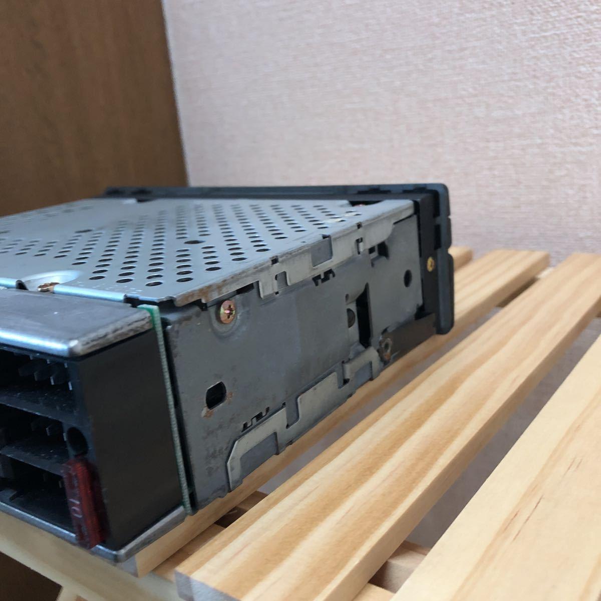 メルセデスベンツ 純正カセットデッキ W124 動作確認済み_画像5