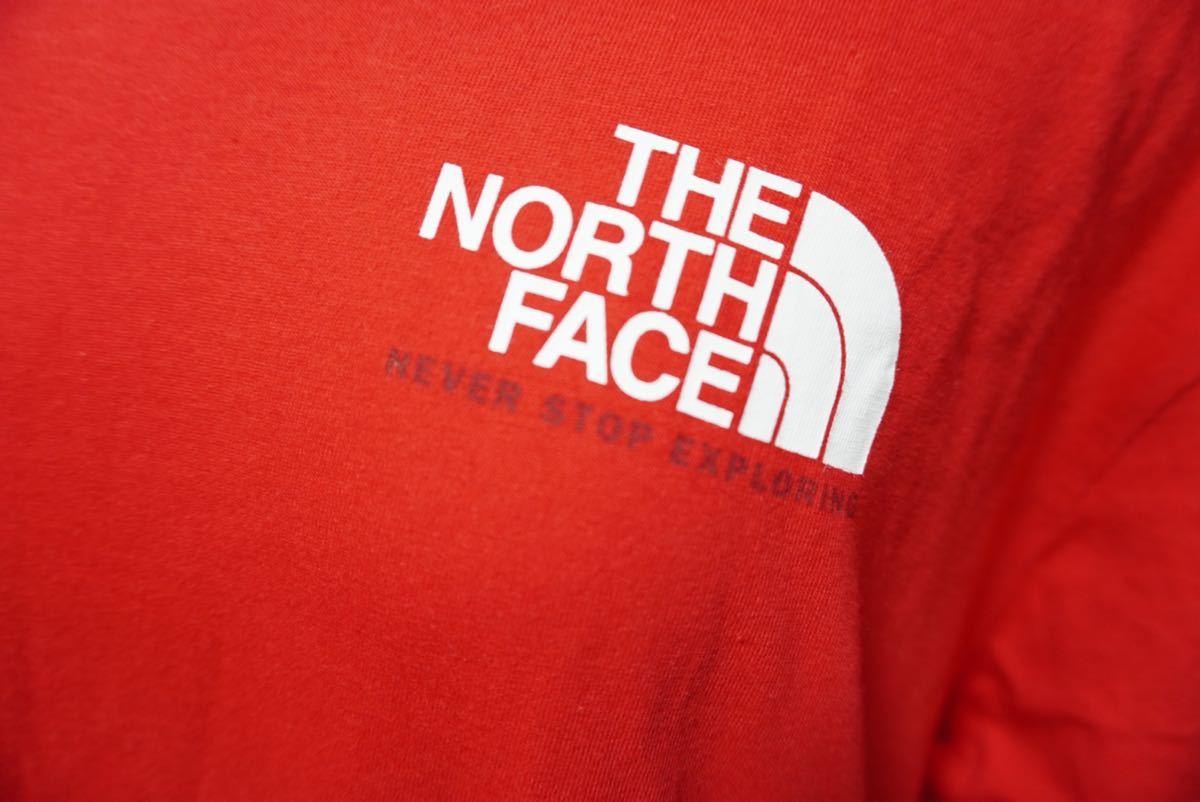 THE NORTH FACE Tee ノースフェイスTシャツ ロゴTシャツ ハーフドーム ザノースフェイス