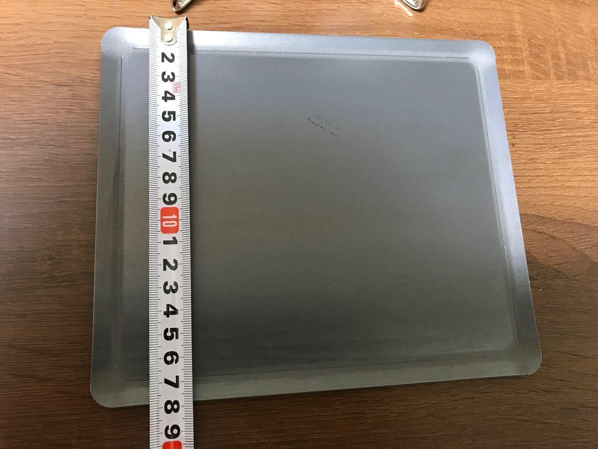 ソロキャンプ 鉄板 3.2mm(3枚セット)
