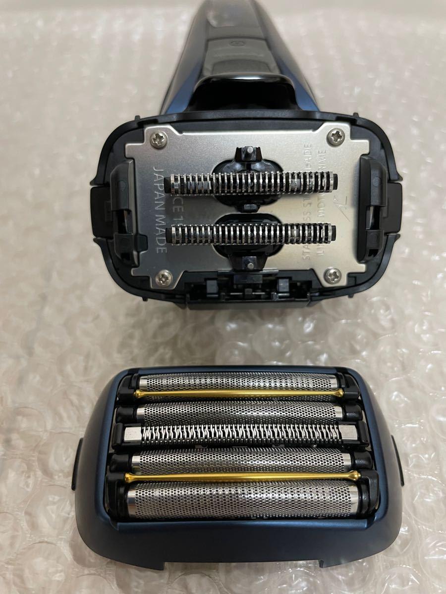 パナソニック ラムダッシュ 電気シェーバー ES-CLV7T-A