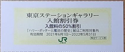 【2枚まで】東京ステーションギャラリー 入館割引券 _画像1