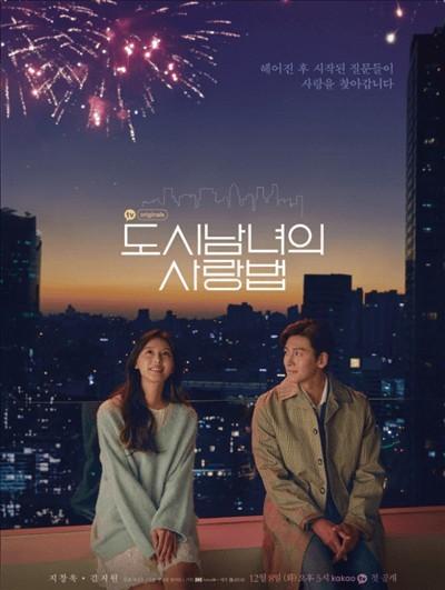韓国ドラマ 【都会の男女の恋愛法】 レーベル印刷有り DVD