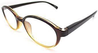 ブラウン 2.50 Strength レトロ 老眼鏡 ボストン リーディンググラス 非球面 レンズ シニアグラス_画像5