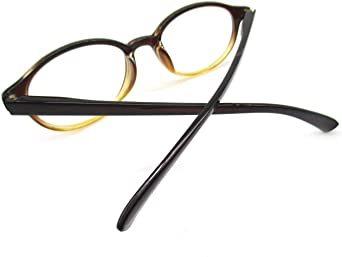 ブラウン 2.50 Strength レトロ 老眼鏡 ボストン リーディンググラス 非球面 レンズ シニアグラス_画像7