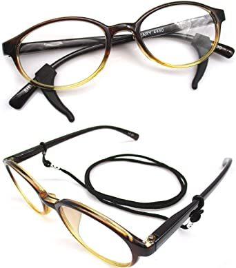ブラウン 2.50 Strength レトロ 老眼鏡 ボストン リーディンググラス 非球面 レンズ シニアグラス_画像3