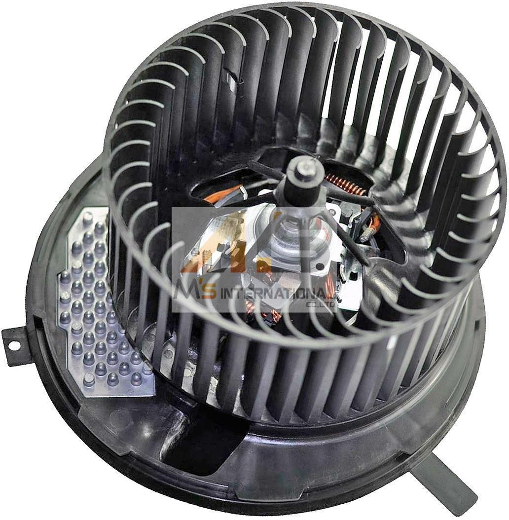 【M's】VW トゥーラン (1T) シャラン (7N) ティグアン (5N) ザ・ビートル (5C) イオス (1F) 純正OEM ブロアモーター // 1K2820015_画像1