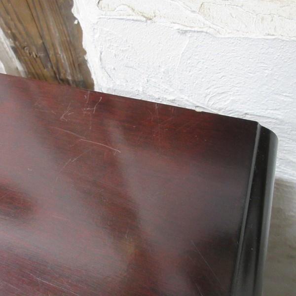 イギリス ビンテージ 家具 サイドキャビネット ベッドサイドキャビネット 収納 飾り棚 木製 英国 SMALLFUNITURE 6931b_画像7