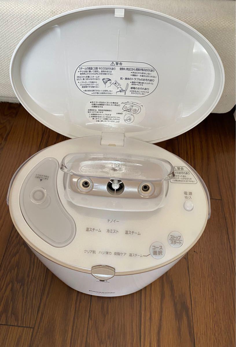 Panasonic イオンスチーマー ナノケア
