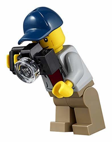 レゴ(LEGO) シティ カヤックとオフロードカー 60240 ブロック おもちゃ 男の子 車_画像6