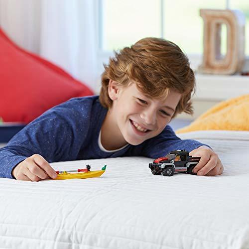 レゴ(LEGO) シティ カヤックとオフロードカー 60240 ブロック おもちゃ 男の子 車_画像5