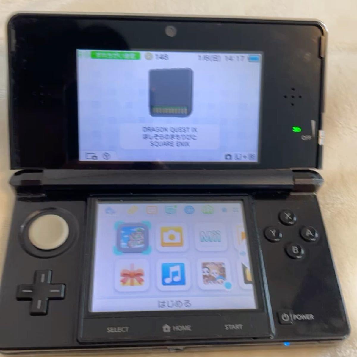3DS本体 ドラゴンクエスト4.5.6.9 DQM2 マリオカートDS どうぶつの森 ポケモン不思議なダンジョン カセットセット