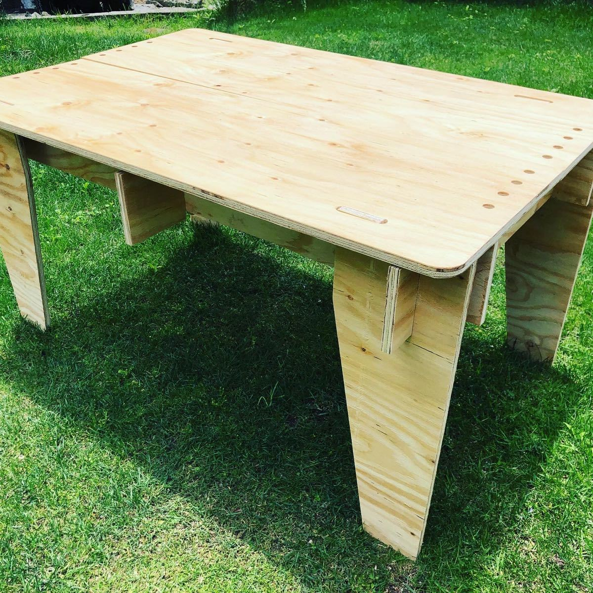 キャンプ・アウトドア用テーブル