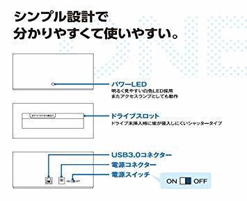 新品クローン機能なし 玄人志向 SSD/HDDスタンド 2.5型/3.5型対応 USB3.0接続 挿すだけカンタ2MZC_画像3