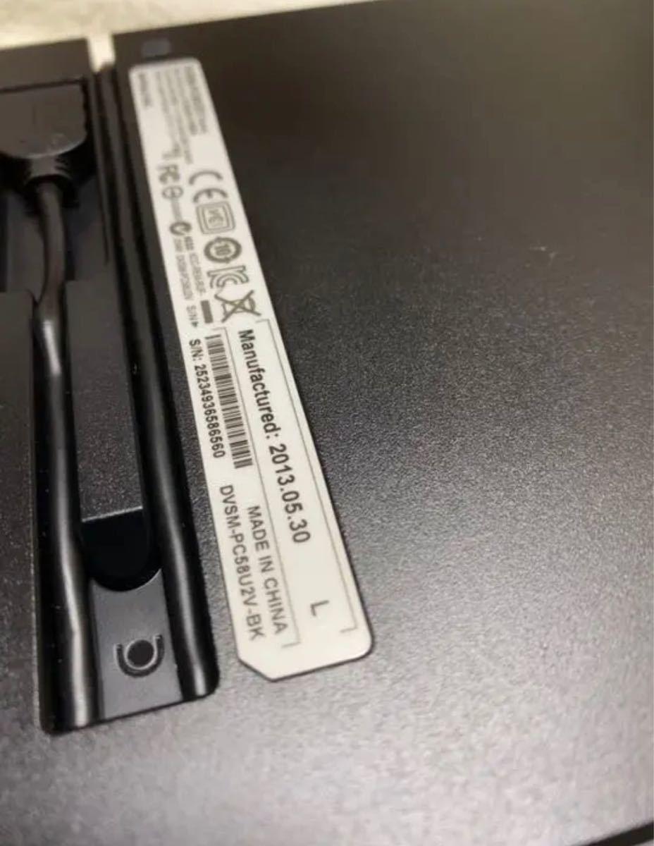 バッファロー ポータブルDVDドライブ DVSM-PC58U2V