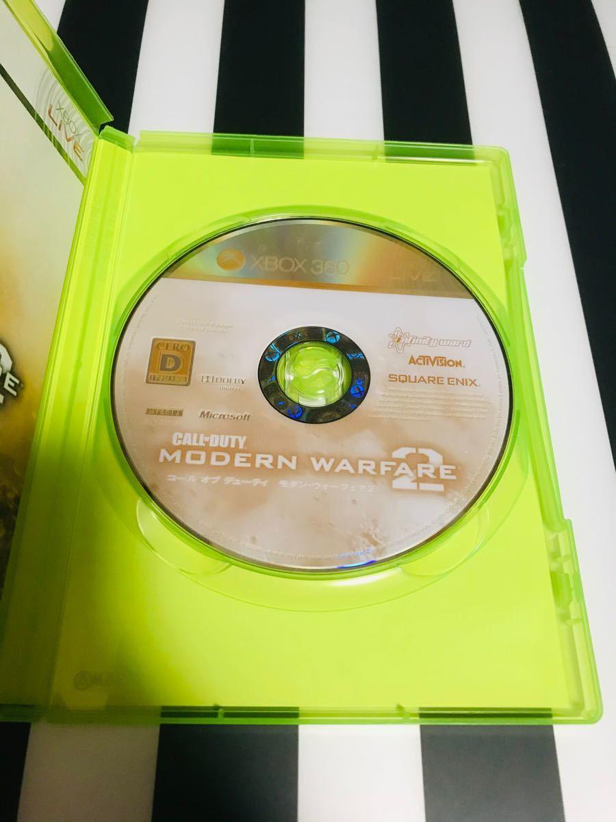 【XBOX360】コール オブ デューティ モダン・ウォーフェア2(特別価格版)