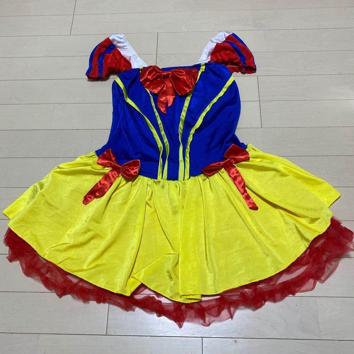 コスプレ コスプレ衣装 白雪姫 ハロウィン衣装