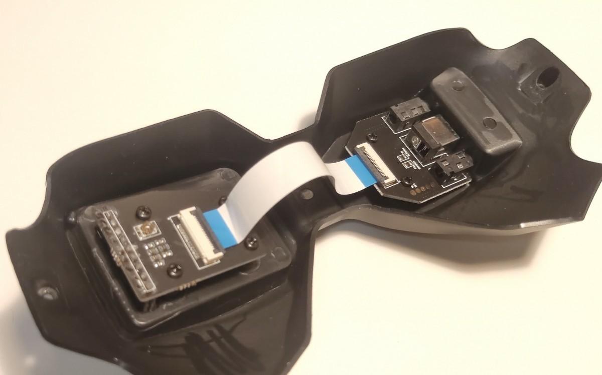 値下げしました。DJI DIGITAL FPVゴーグル用 アナログアダプター!