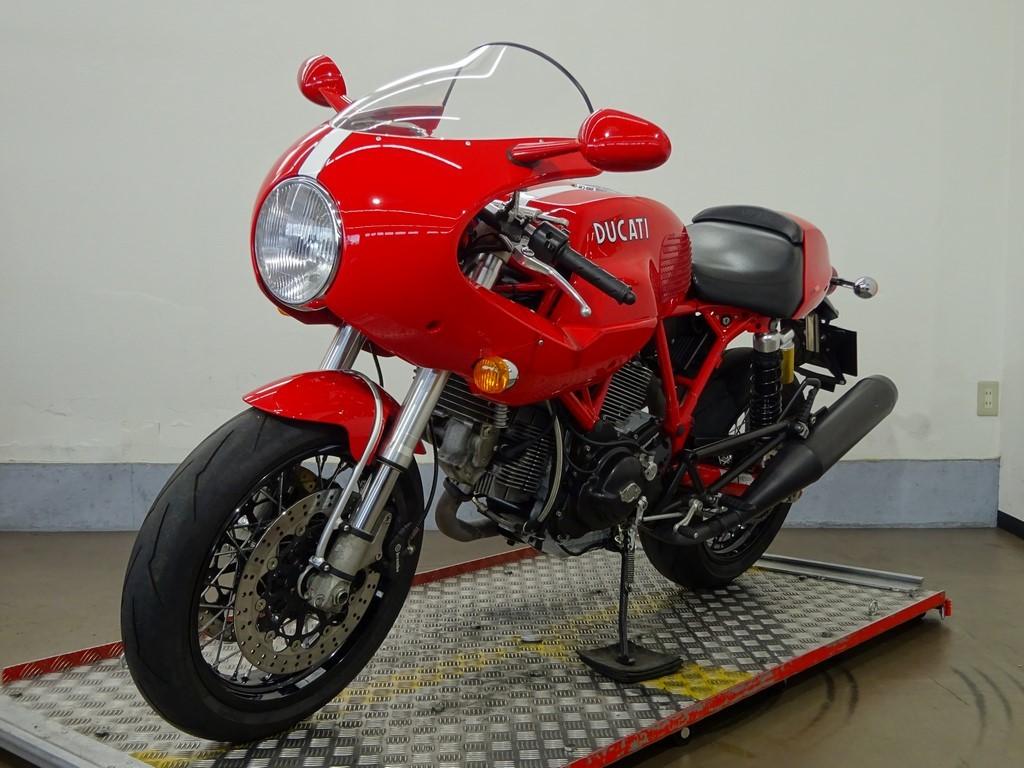 「【32144】DUCATI スポーツ1000S 2009年モデル 現代の技術で再構成されたこだわりのクラシックスタイル。」の画像3
