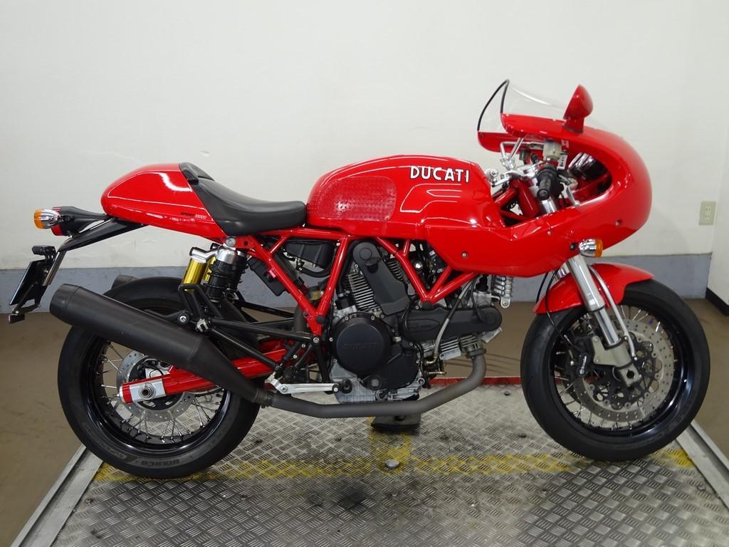 「【32144】DUCATI スポーツ1000S 2009年モデル 現代の技術で再構成されたこだわりのクラシックスタイル。」の画像1